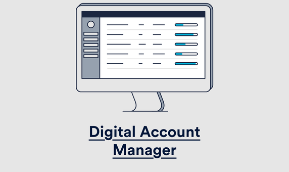 Digital Account Manager