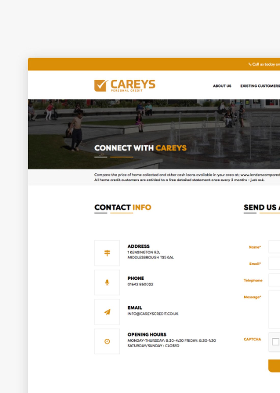 Numbers You Can Bank On - SEO For Careys Personal Credit